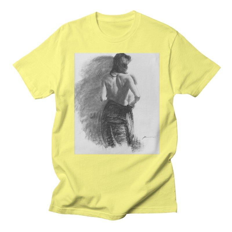 Repose Men's Regular T-Shirt by Draw Juice Custom Art Prints