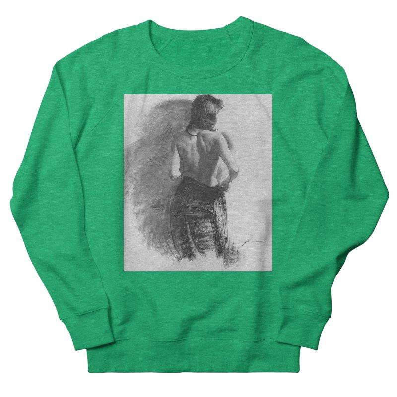 Repose Women's Sweatshirt by Draw Juice Custom Art Prints