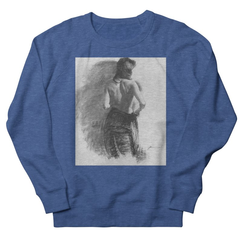 Repose Men's Sweatshirt by Draw Juice Custom Art Prints