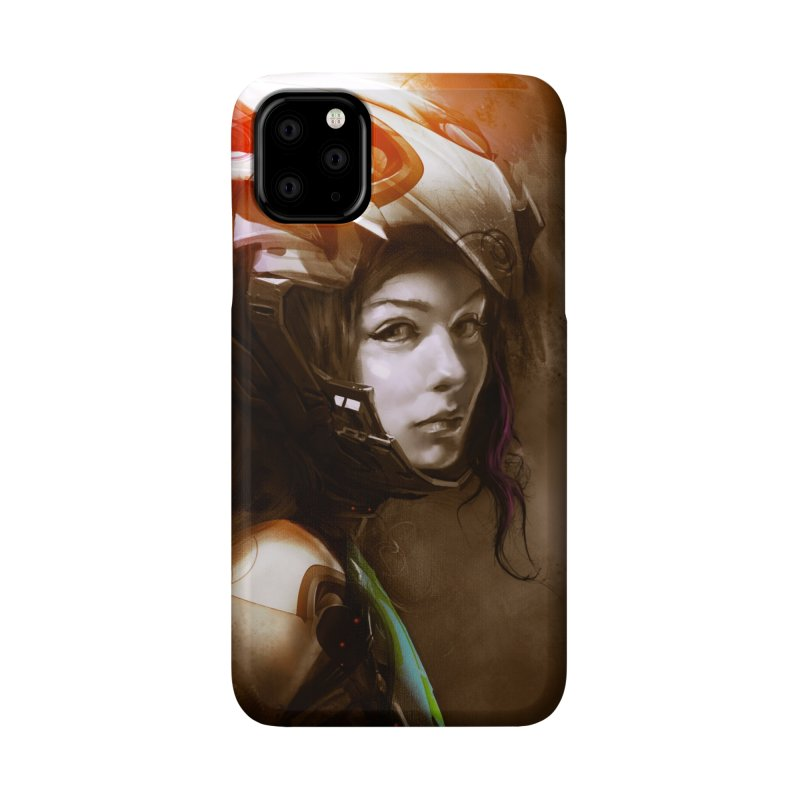 Hooked Up Accessories Phone Case by Draw Juice Custom Art Prints