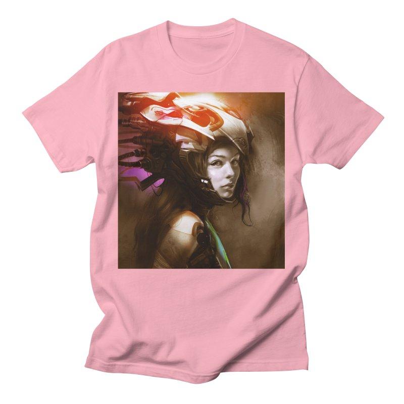 Hooked Up Women's T-Shirt by Draw Juice Custom Art Prints