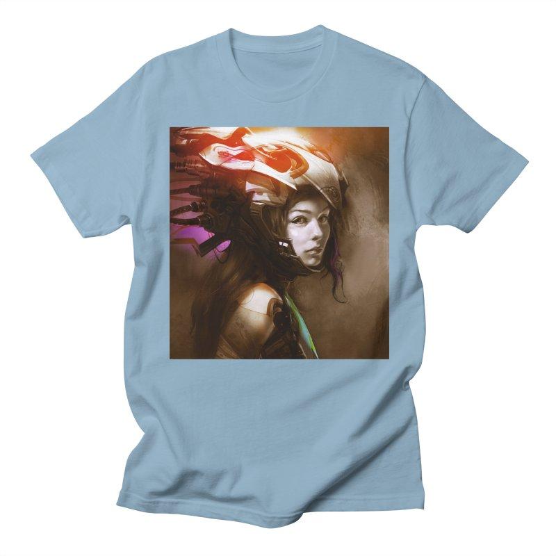 Hooked Up Women's Regular Unisex T-Shirt by Draw Juice Custom Art Prints