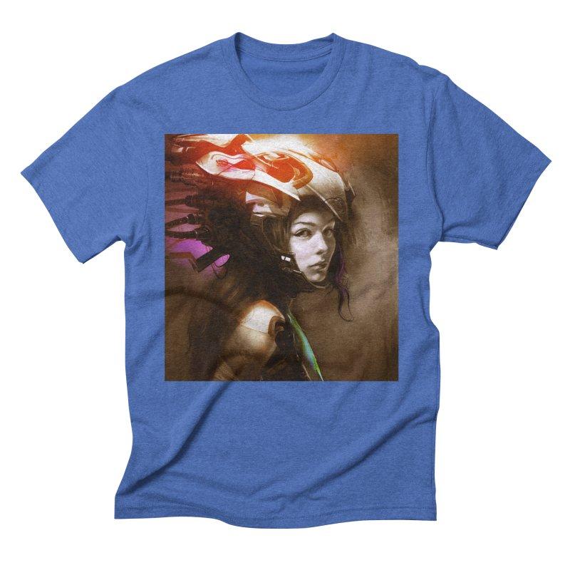 Hooked Up Men's T-Shirt by Draw Juice Custom Art Prints