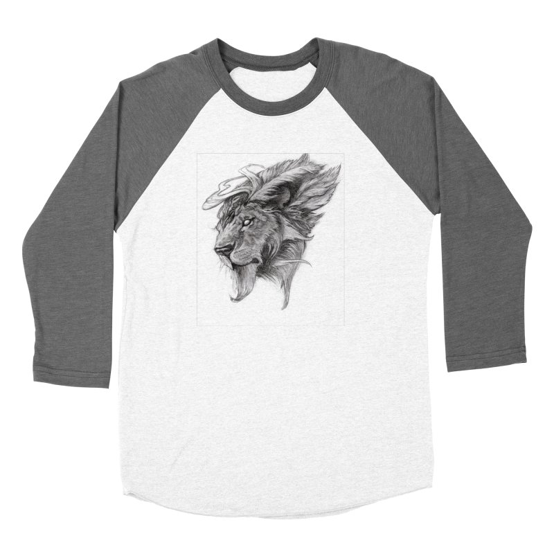 He isn't safe, but, he's good Women's Longsleeve T-Shirt by Draw Juice Custom Art Prints