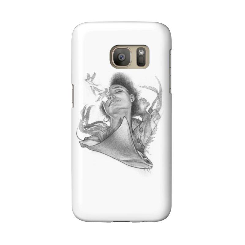 Kelp Dream Accessories Phone Case by Draw Juice Custom Art Prints