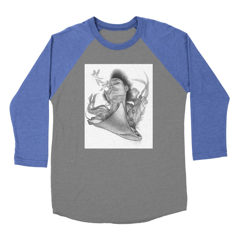 Kelp Dream Women's Longsleeve T-Shirt by Draw Juice Custom Art Prints
