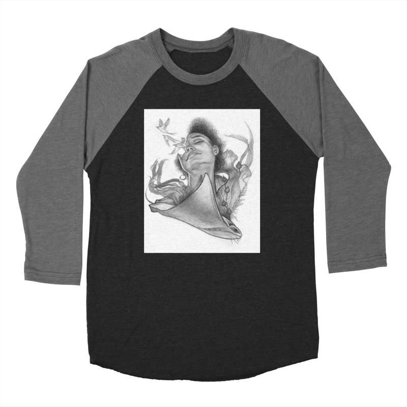 Kelp Dream Women's Longsleeve T-Shirt by Draw Juice Custom Art Prints