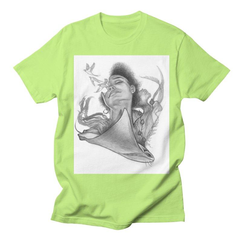 Kelp Dream Women's Regular Unisex T-Shirt by Draw Juice Custom Art Prints