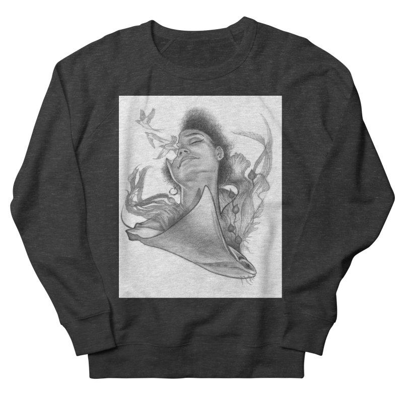 Kelp Dream Women's Sweatshirt by Draw Juice Custom Art Prints