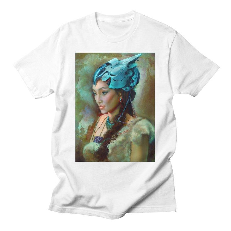 Ha Te Men's T-Shirt by Draw Juice Custom Art Prints