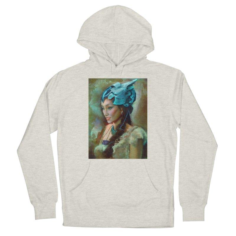 Ha Te Men's Pullover Hoody by Draw Juice Custom Art Prints