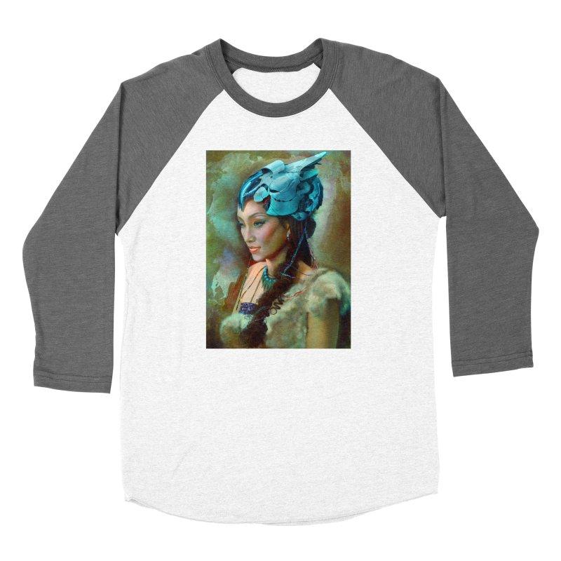 Ha Te Women's Longsleeve T-Shirt by Draw Juice Custom Art Prints