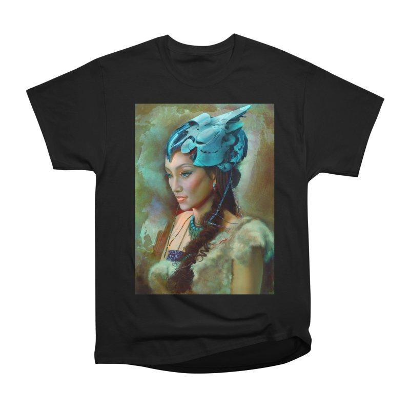 Ha Te Men's Heavyweight T-Shirt by Draw Juice Custom Art Prints