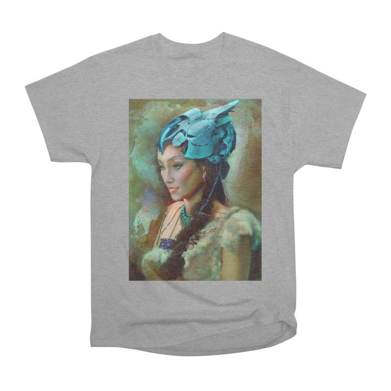 Ha Te Women's Heavyweight Unisex T-Shirt by Draw Juice Custom Art Prints