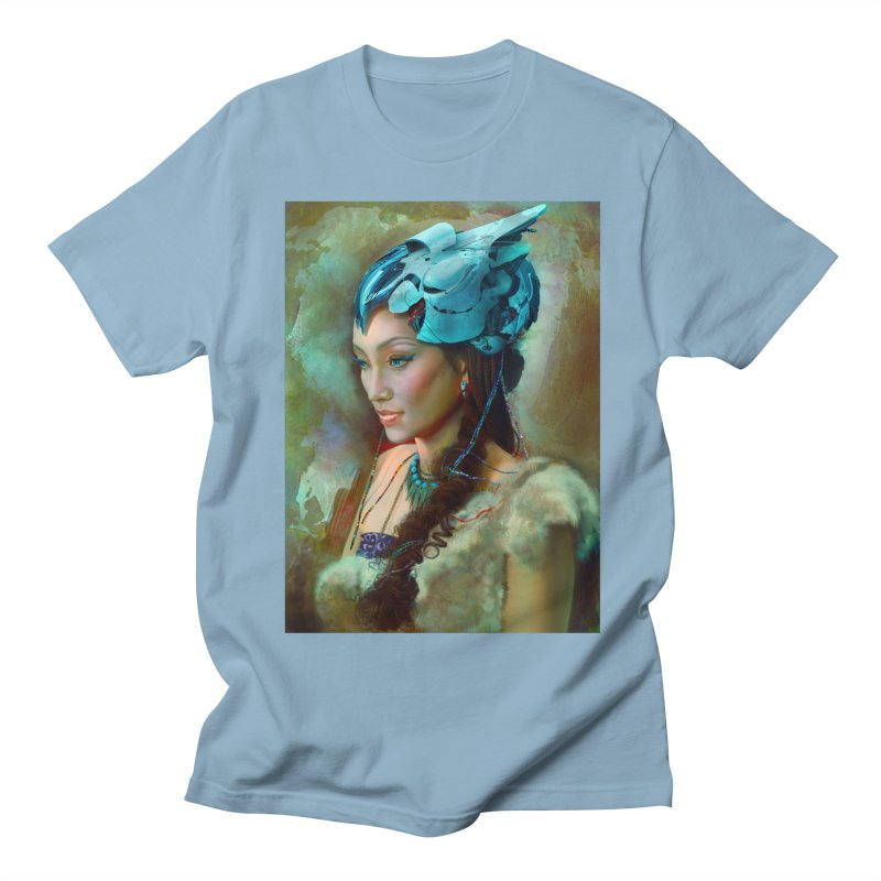 Ha Te Women's Regular Unisex T-Shirt by Draw Juice Custom Art Prints