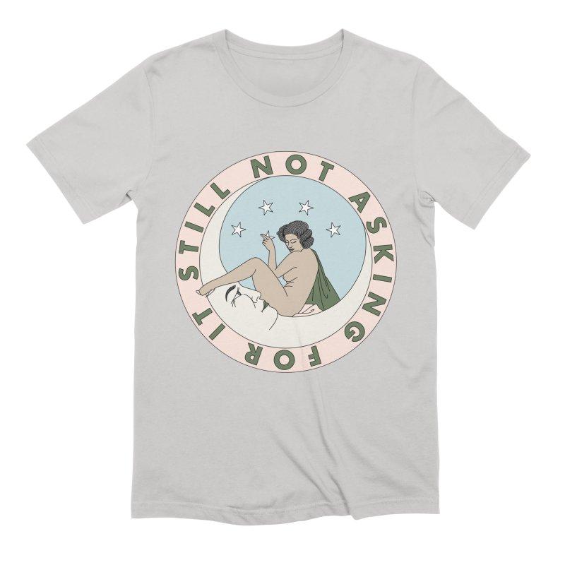 Moon babe Men's T-Shirt by Ohashleylove's Shop