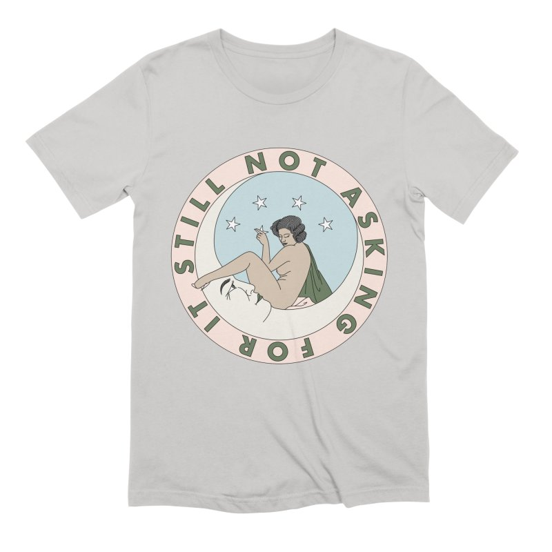 Moon babe Men's Extra Soft T-Shirt by Ohashleylove's Shop