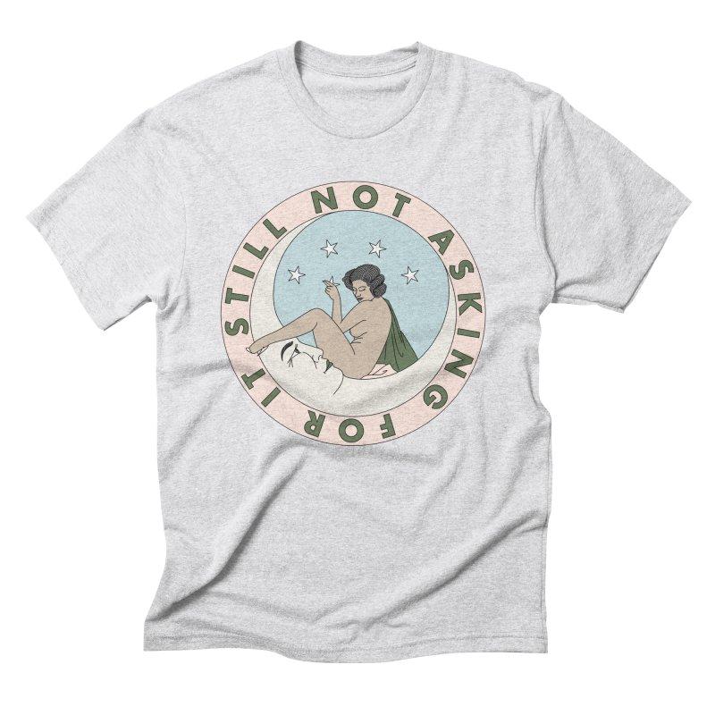 Moon babe Men's Triblend T-Shirt by Ohashleylove's Shop