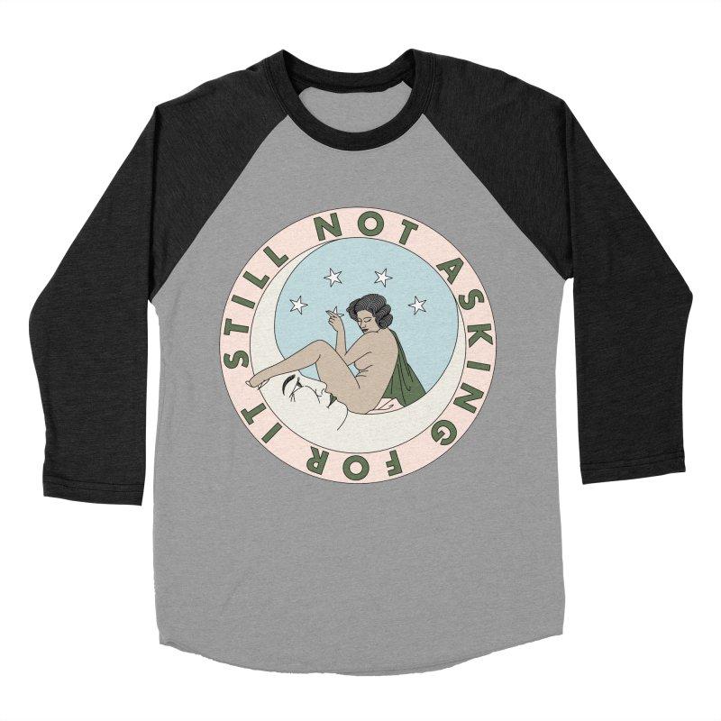 Moon babe Women's Baseball Triblend Longsleeve T-Shirt by Ohashleylove's Shop