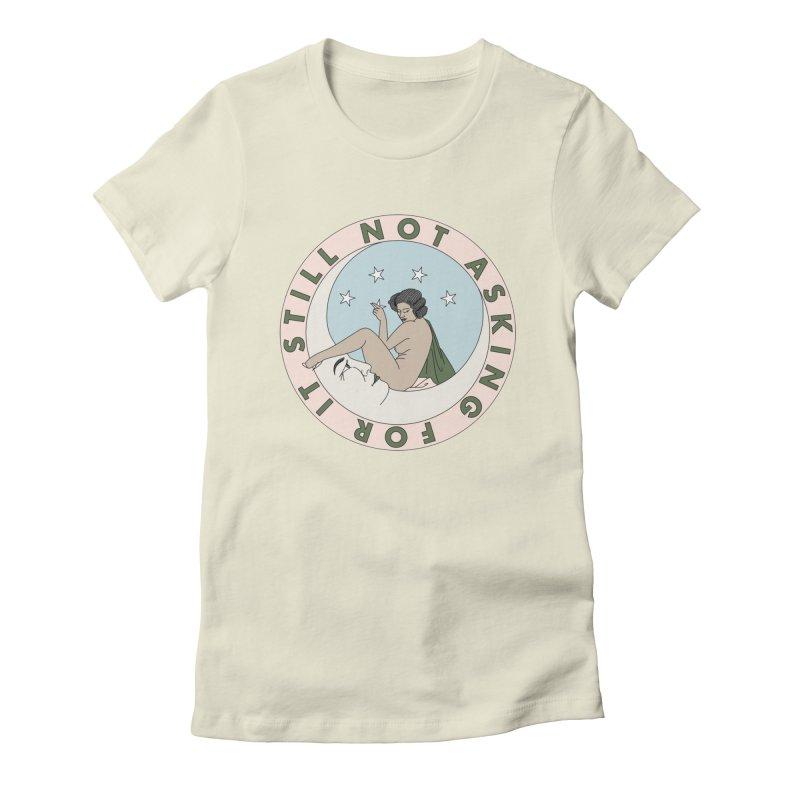 Moon babe Women's T-Shirt by Ohashleylove's Shop