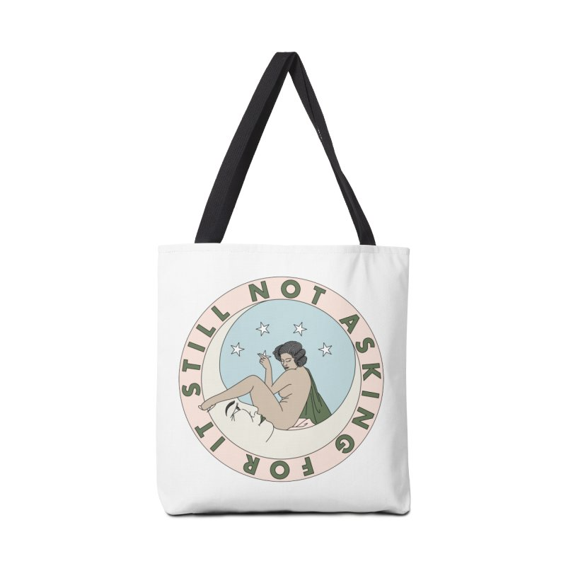 Moon babe Accessories Tote Bag Bag by Ohashleylove's Shop
