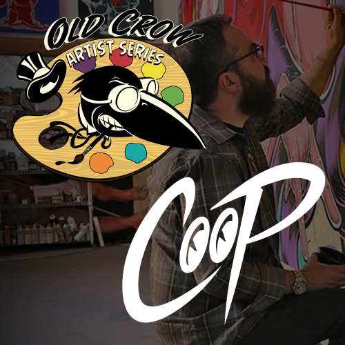Old-Crow-Artist-Series-Coop