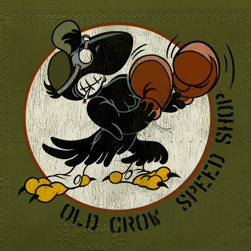Old-Crow-Military-Collection
