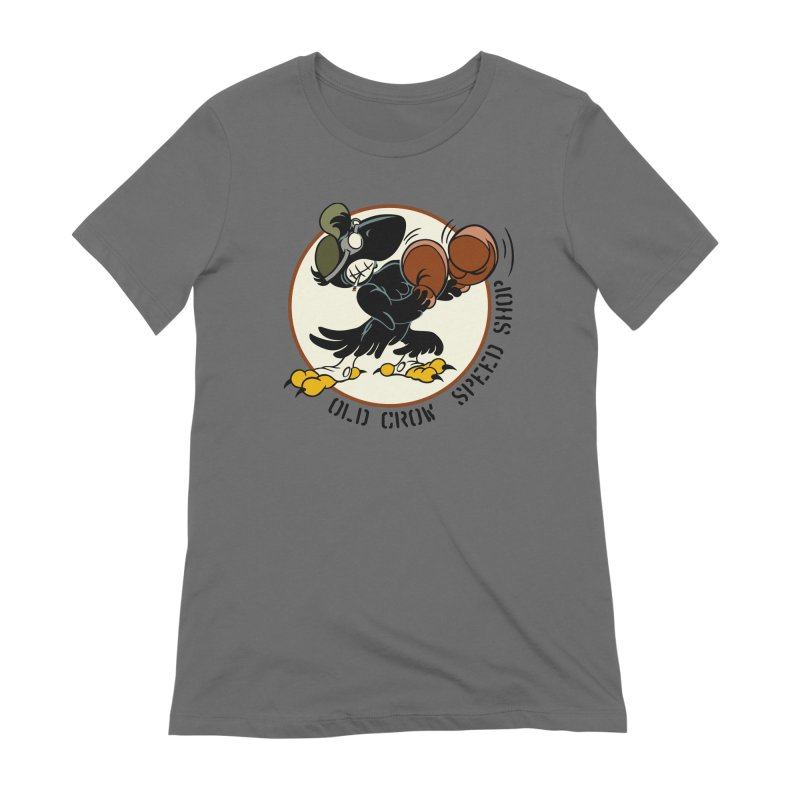 OLD CROW FIGHTING 33rd Women's T-Shirt by Old Crow Speed Shop