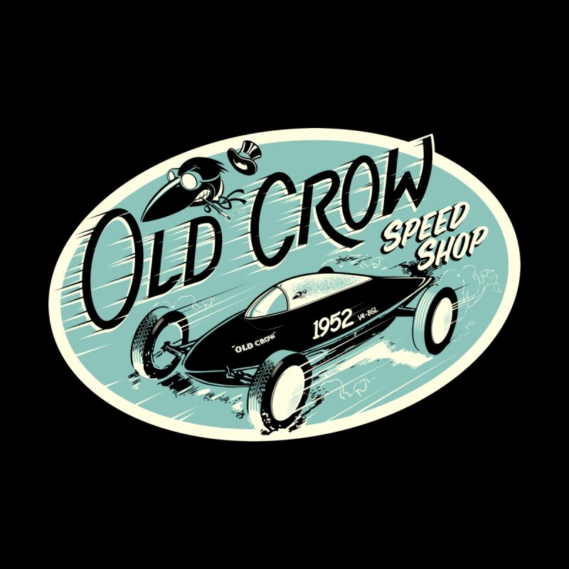 EL MIRAGE Women's T-Shirt by Old Crow Speed Shop