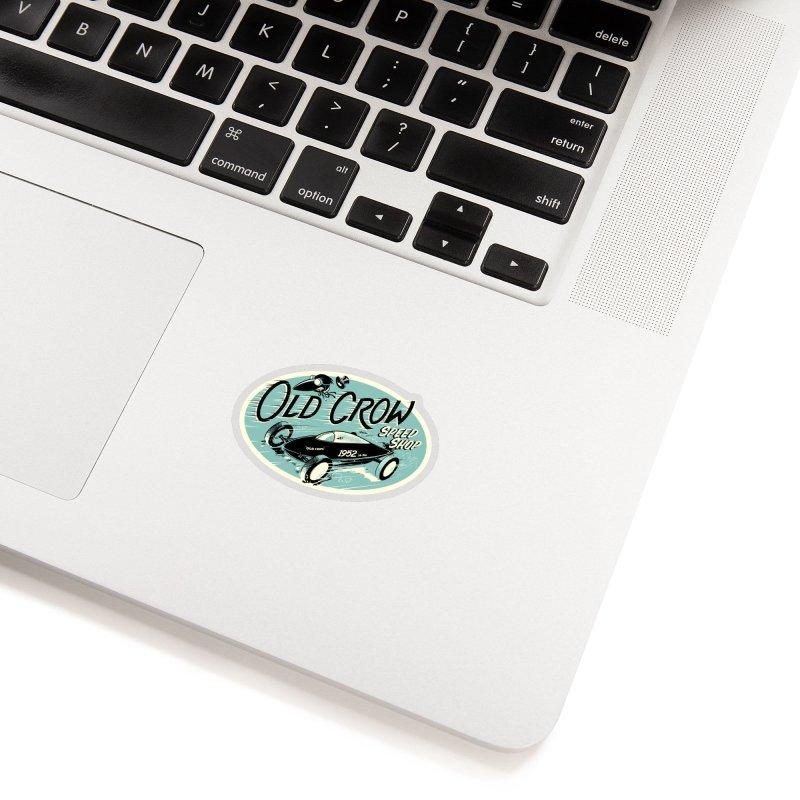 EL MIRAGE Accessories Sticker by Old Crow Speed Shop