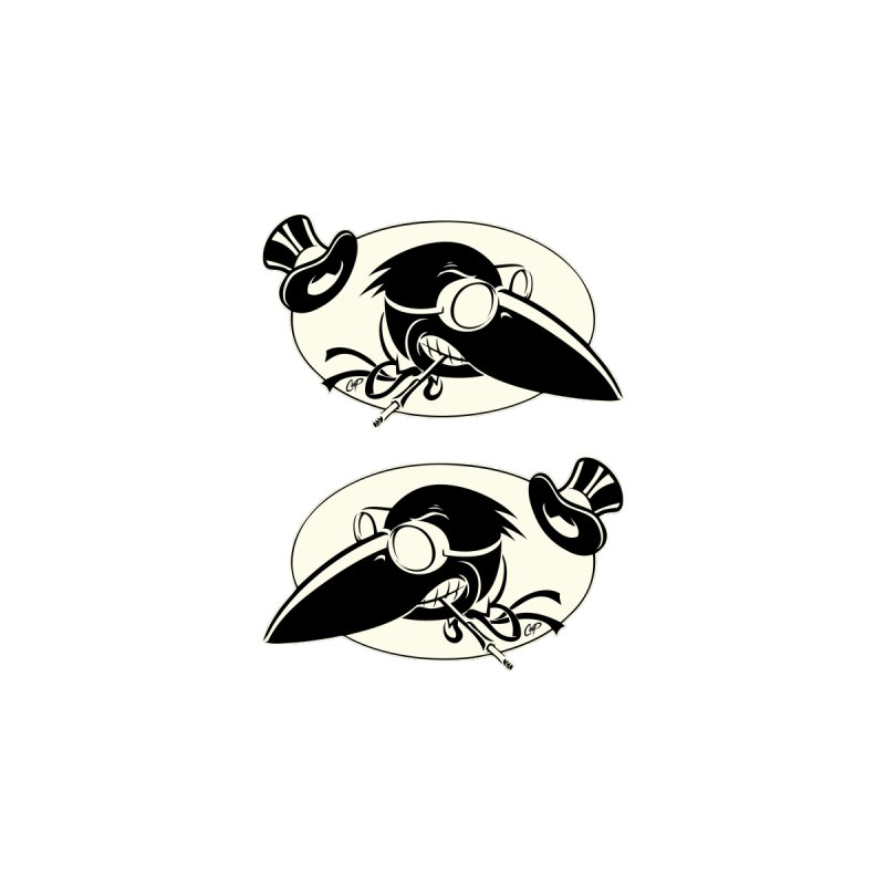 OLD CROW SPEED SHOP - DECALS Accessories Sticker by Old Crow Speed Shop