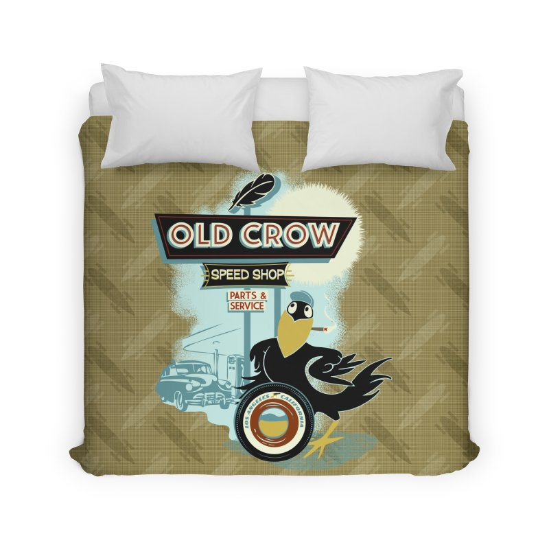 Home None by Old Crow Speed Shop