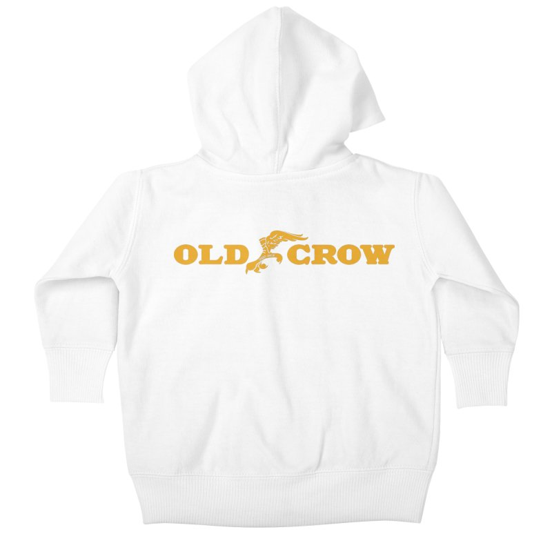 GOOD SPEED Kids Baby Zip-Up Hoody by Old Crow Speed Shop