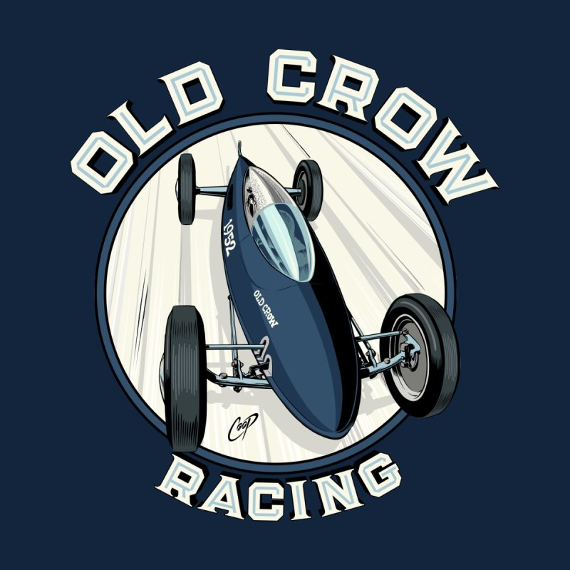 OLD CROW RACING Women's T-Shirt by Old Crow Speed Shop