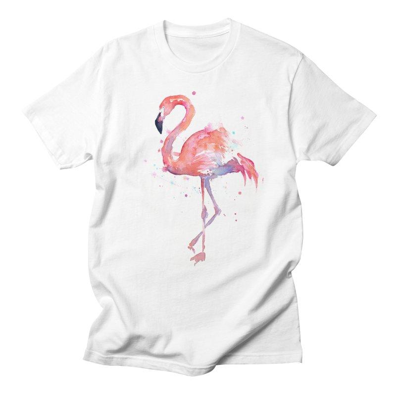 Flamingo   by Art by Olga Shvartsur