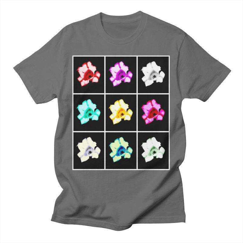 Tulips Collage Men's T-Shirt by OliviaHathaway's Artist Shop