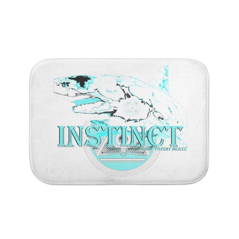 The Instinct  in Bath Mat by OmniPotentBeatz's Shop