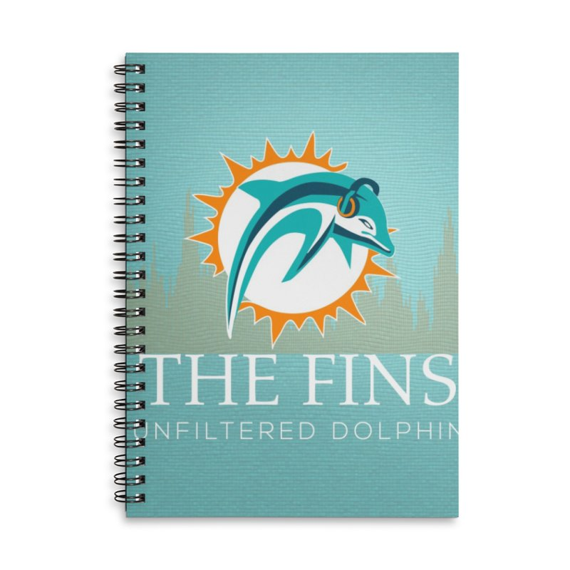 Dragon Scale DolFan Accessories Notebook by On The Fin Side's Artist Shop