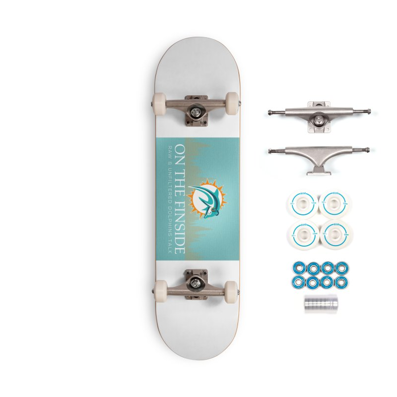 Dragon Scale DolFan Accessories Complete - Basic Skateboard by On The Fin Side's Artist Shop