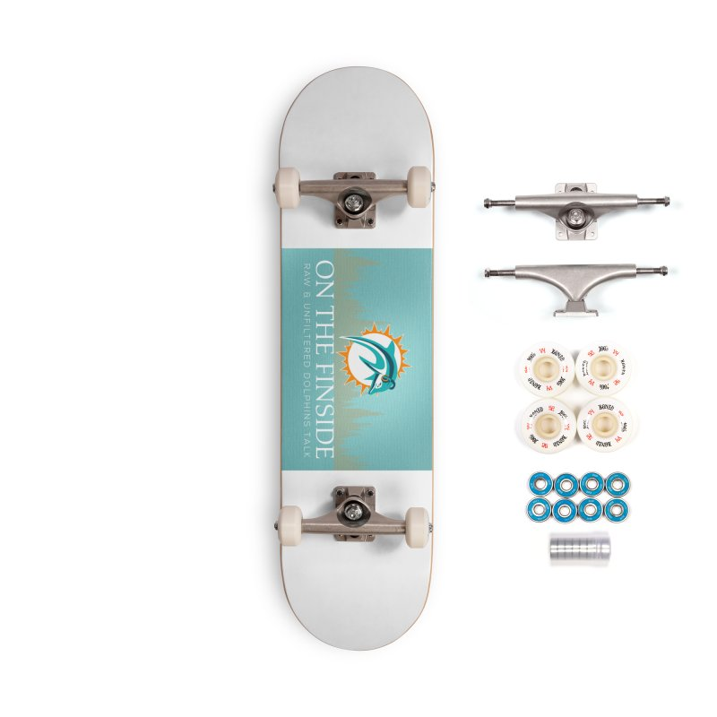 Dragon Scale DolFan Accessories Complete - Premium Skateboard by On The Fin Side's Artist Shop