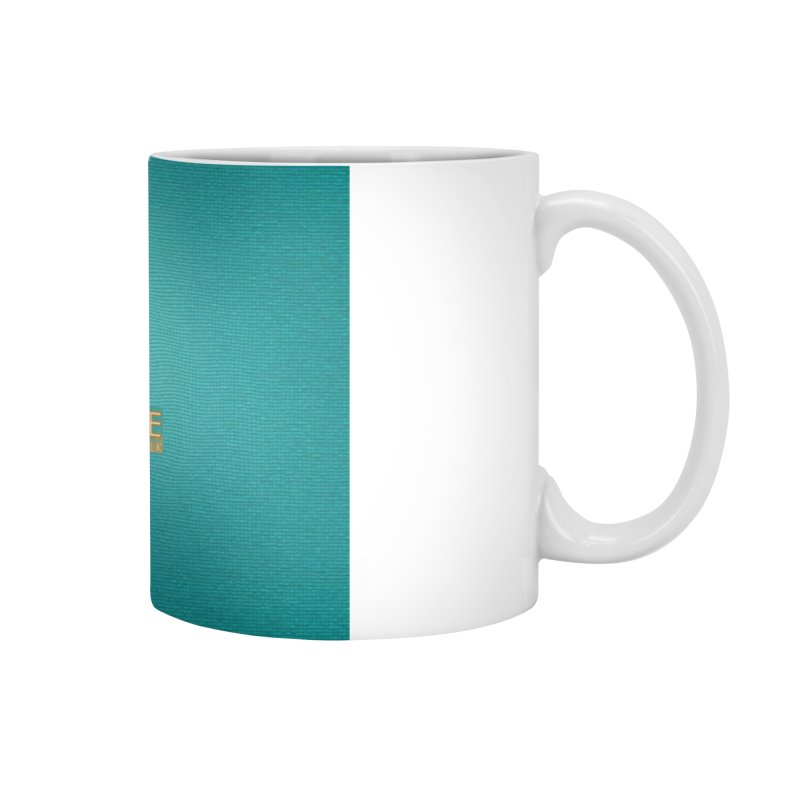 Glow Teal - Alt Accessories Mug by On The Fin Side's Artist Shop