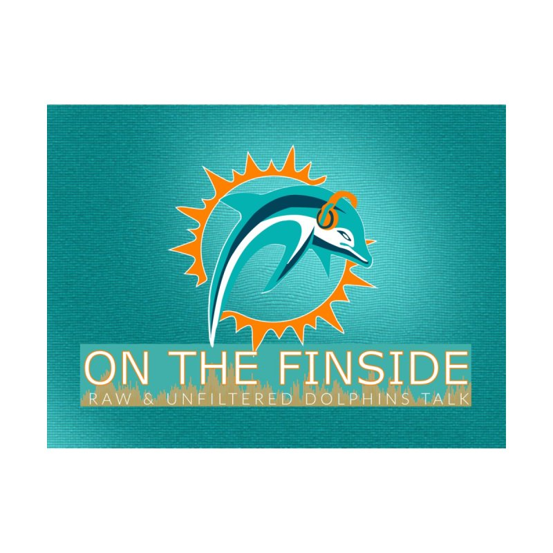 FinSide Teal Glow by On The Fin Side's Artist Shop