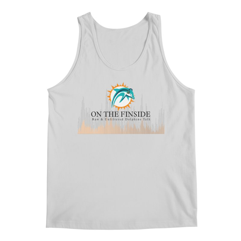 Blazing DolFan Men's Tank by On The Fin Side's Artist Shop