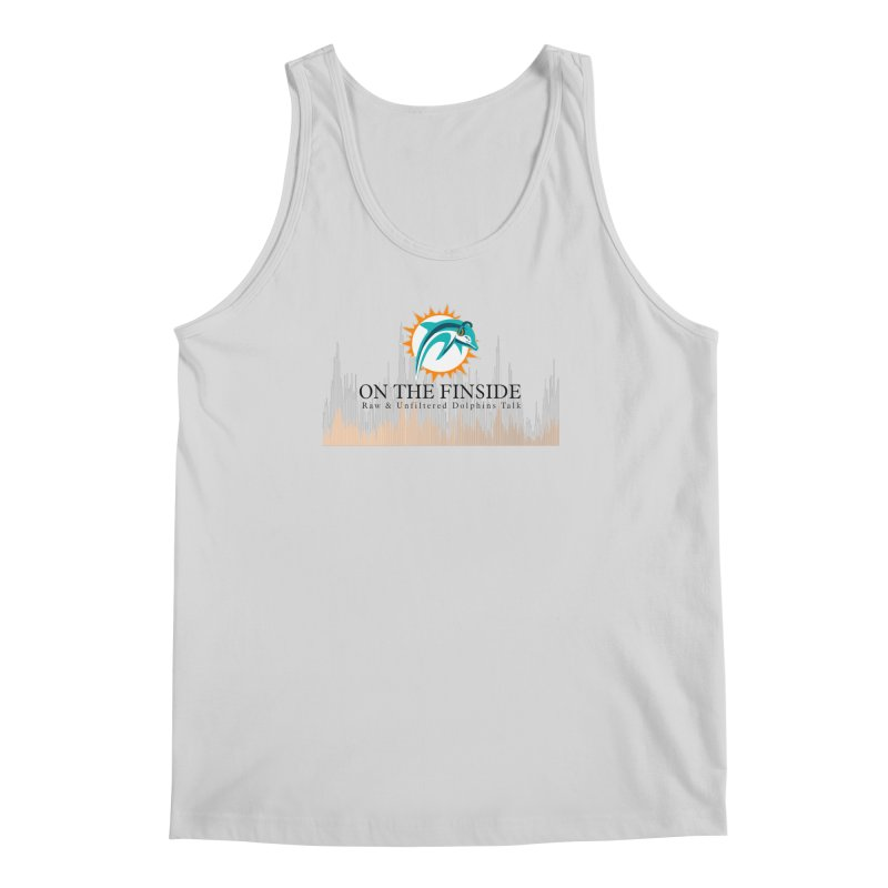 Blazing DolFan Men's Regular Tank by On The Fin Side's Artist Shop