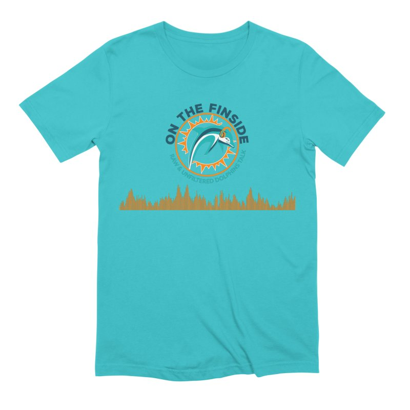 FinSide Bullet Men's T-Shirt by On The Fin Side's Artist Shop