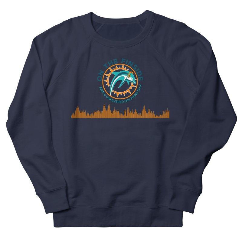 FinSide Bullet Men's Sweatshirt by On The Fin Side's Artist Shop