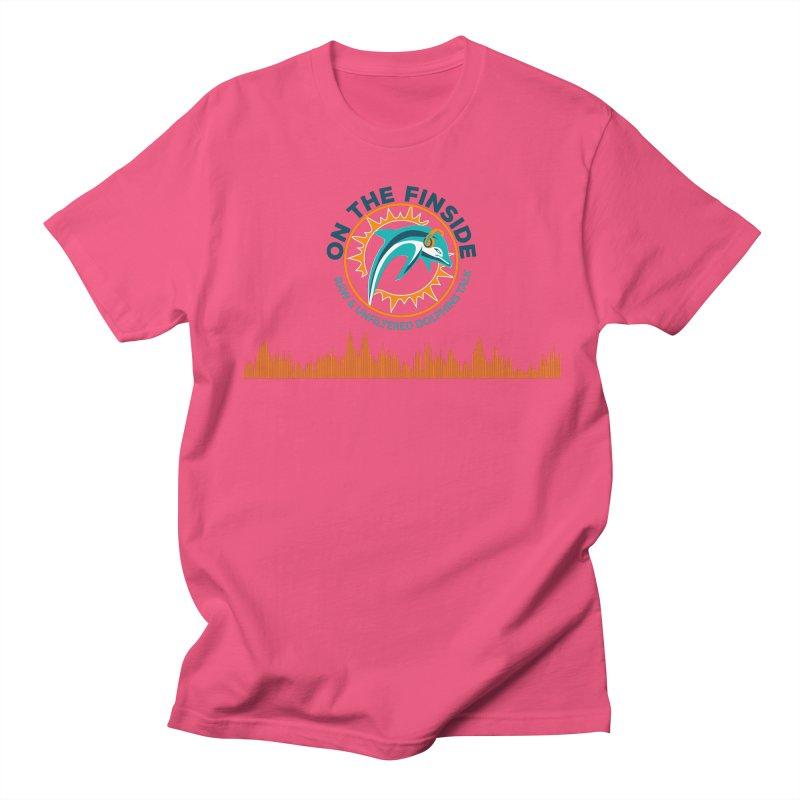 FinSide Bullet Women's Regular Unisex T-Shirt by OnTheFinSide's Artist Shop