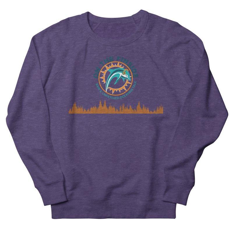 FinSide Bullet Women's Sweatshirt by On The Fin Side's Artist Shop