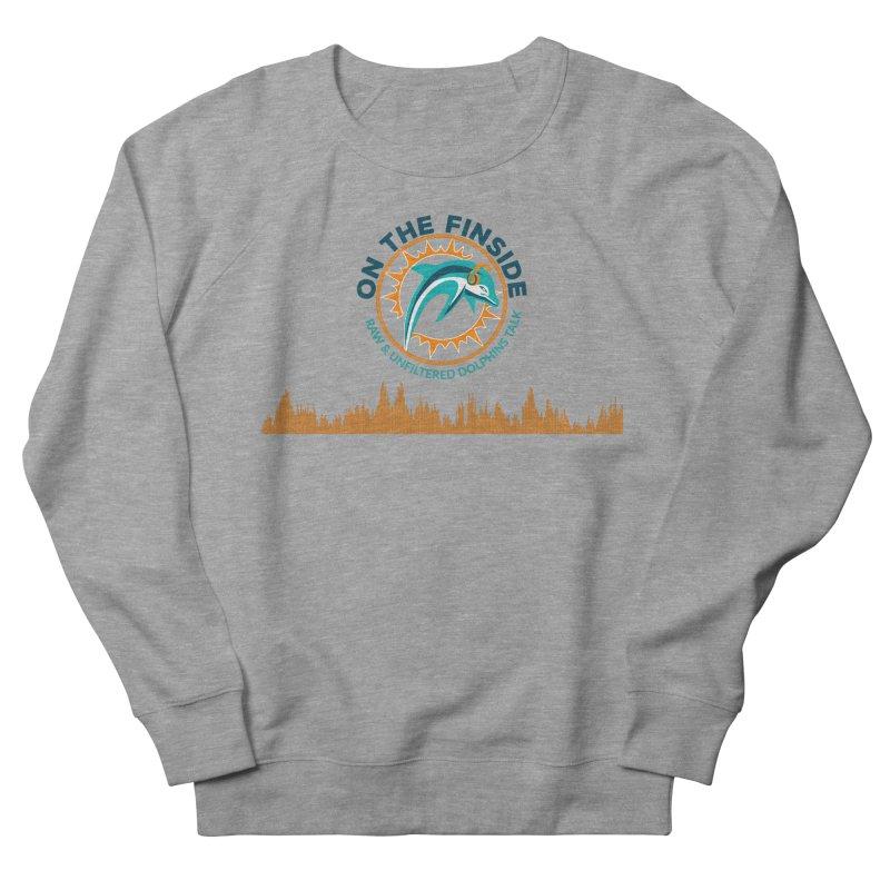 FinSide Bullet Women's Sweatshirt by OnTheFinSide's Artist Shop