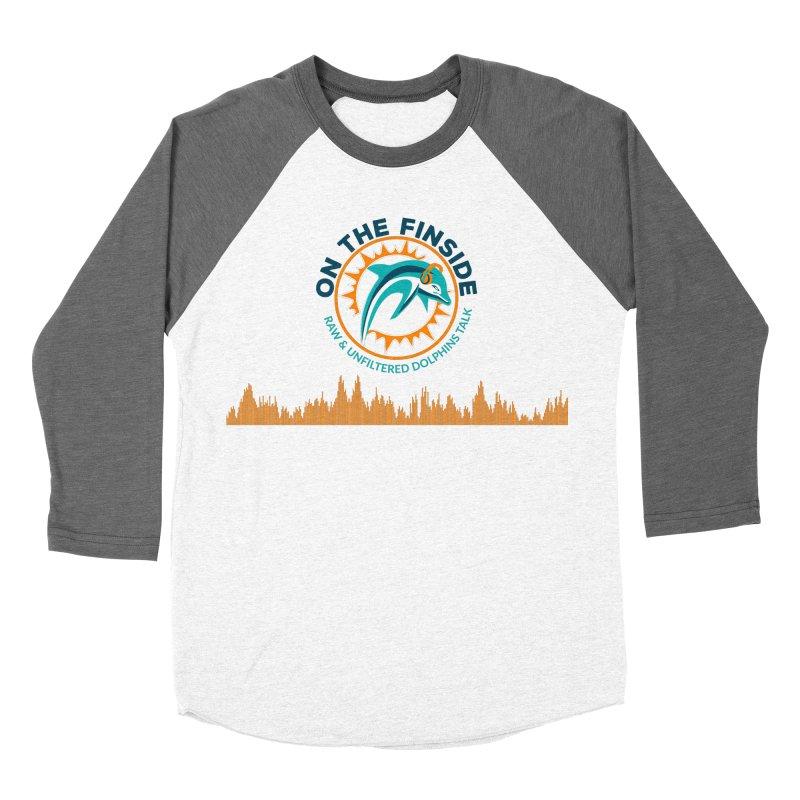 FinSide Bullet Women's Longsleeve T-Shirt by On The Fin Side's Artist Shop